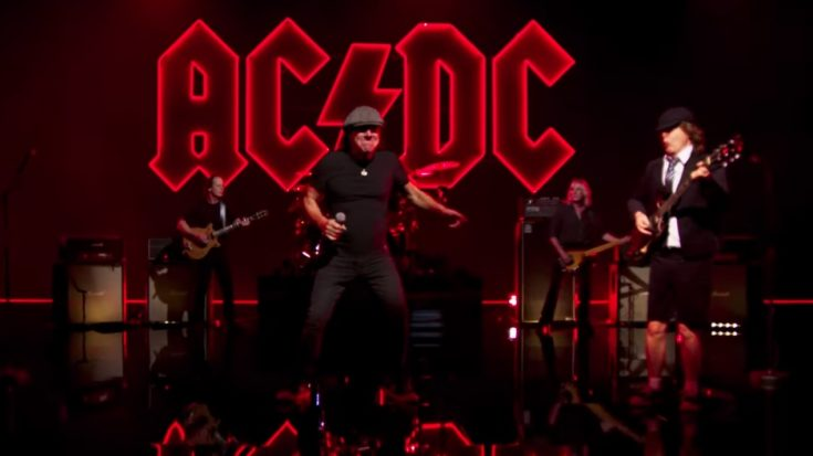 "AC/DC Premieres ""Shot In The Dark"" Music Video 