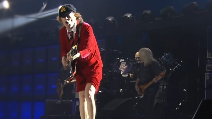 Angus Young Still Not Done With Song Ideas Of Malcolm Young | I Love Classic Rock Videos