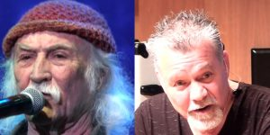 """David Crosby Admits His Comment About Van Halen Was """"Not Cool"""""""