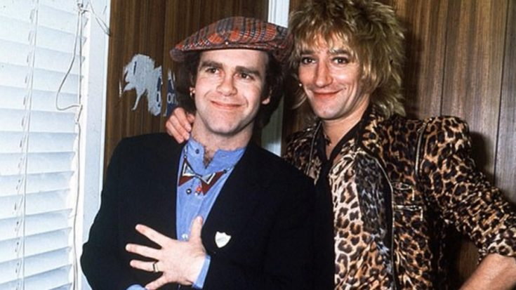 Elton John Speaks Out About Rod Stewart's Retiring Lecture | I Love Classic Rock Videos