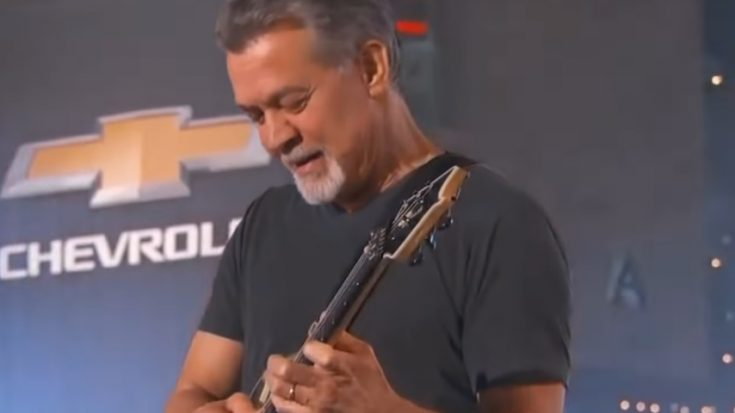 10 Memorable Eddie Van Halen Guitar Solos | I Love Classic Rock Videos