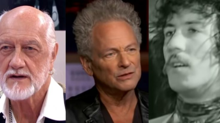 Mick Fleetwood And Lindsey Buckingham Reconnect Because Of Peter Green | I Love Classic Rock Videos