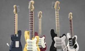 Lego Will Make A Fender Stratocaster Set Thanks To A Fan