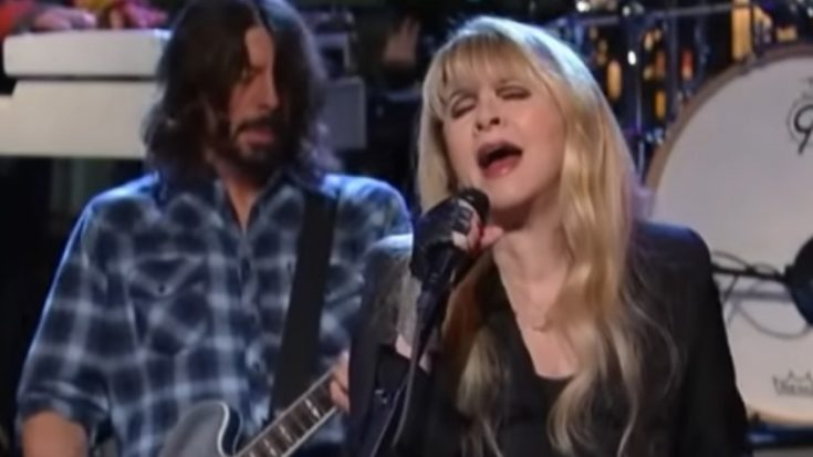 Stevie Nicks Releases New Song Feat. Dave Grohl | I Love Classic Rock Videos