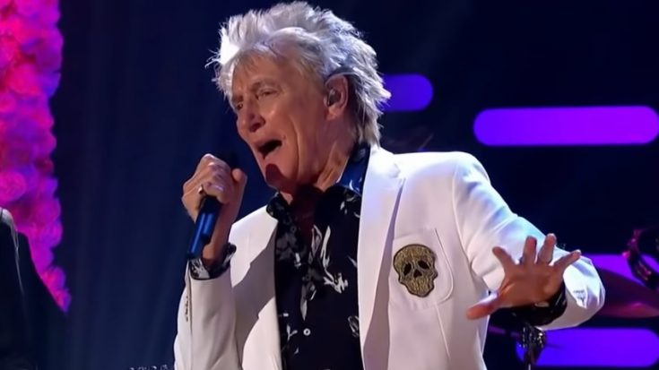 Rod Stewart Worried We're Too Late To Stop Global Warming | I Love Classic Rock Videos