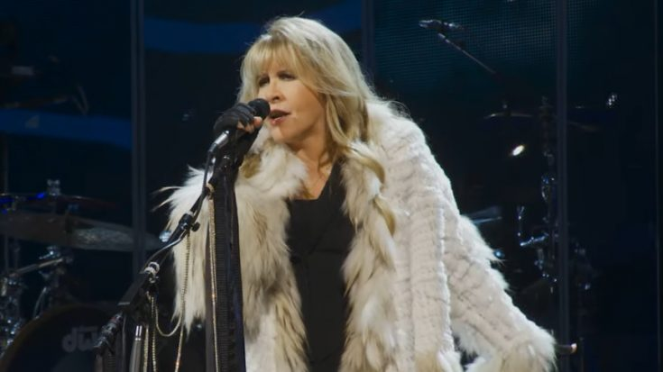 """Stevie Nicks Unveils New Video For """"Show Them The Way"""" 