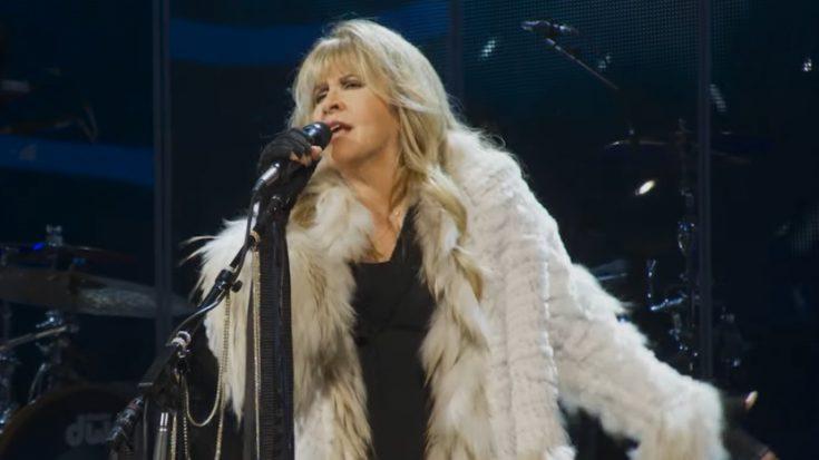 "Stevie Nicks Unveils Her ""Dreams"" TikTok Video | I Love Classic Rock Videos"