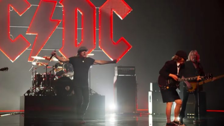 AC/DC Tops US Album Charts With 'Power Up' | I Love Classic Rock Videos