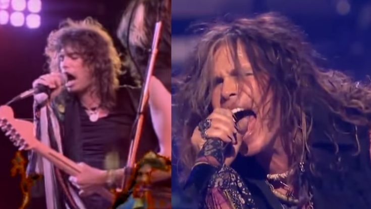 Vintage Aerosmith vs. 2020 Aerosmith: What's The Difference? | I Love Classic Rock Videos