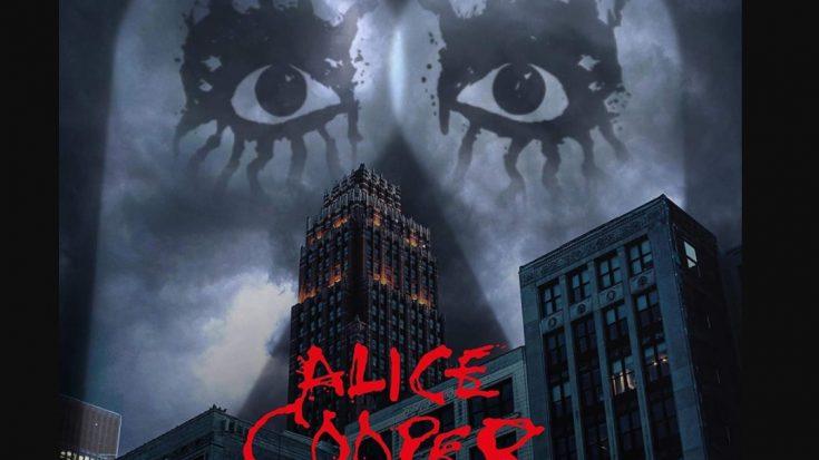 Alice Cooper Announces New Album 'Detroit Stories' | I Love Classic Rock Videos