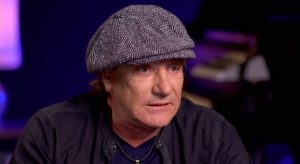 New AC/DC Song Gives Brian Johnson Goosebumps