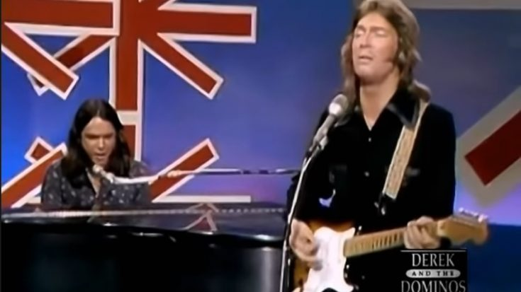 The Story Of Derek and The Dominos' Career After George Harrison's Debut | I Love Classic Rock Videos