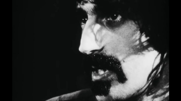 Frank Zappa Soundtrack For Documentary Now Streaming | I Love Classic Rock Videos