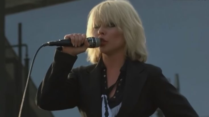 Hear Blondie's Cover Of Johnny Cash's 'Ring Of Fire'   I Love Classic Rock Videos