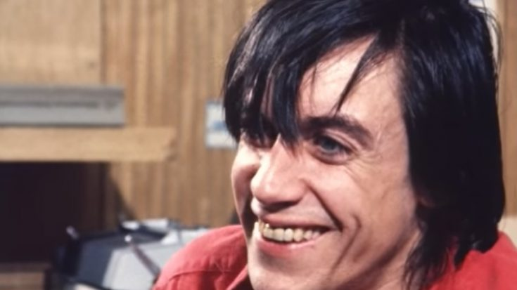 According To Iggy Pop, He's The Godfather Of Punk | I Love Classic Rock Videos