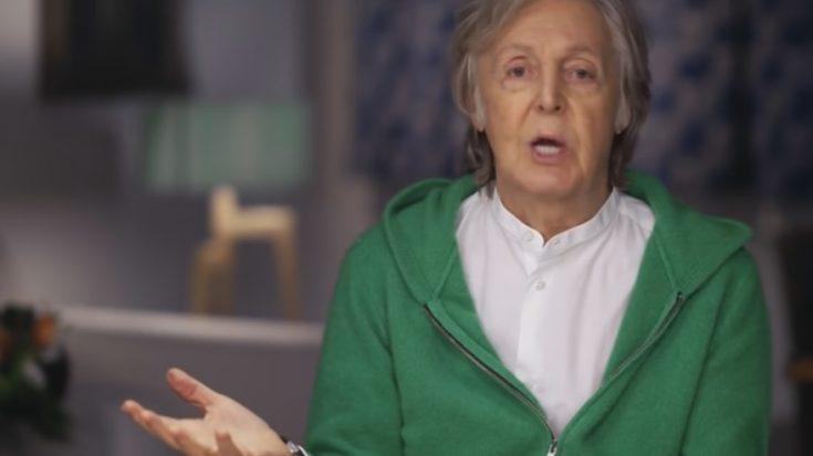 Paul McCartney Reveals His List Of Favorite Drummers | I Love Classic Rock Videos
