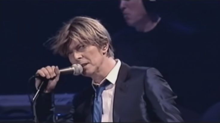 David Bowie's Covers of John Lennon and Bob Dylan Released To The Public | I Love Classic Rock Videos