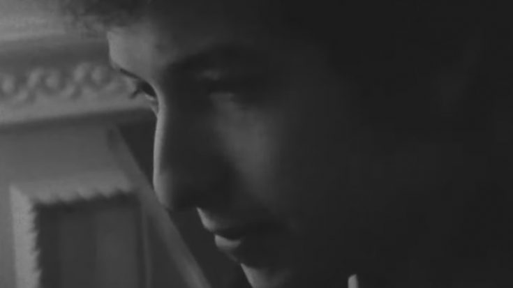 Watch Bob Dylan Do The 'Cut-Up' Technique | I Love Classic Rock Videos