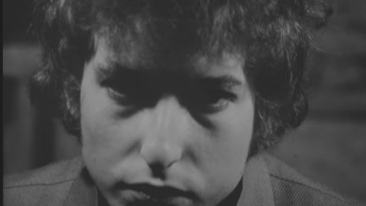 Watch And Revisit Bob Dylan's Screentest For Andy Warhol Back In 1965 | I Love Classic Rock Videos