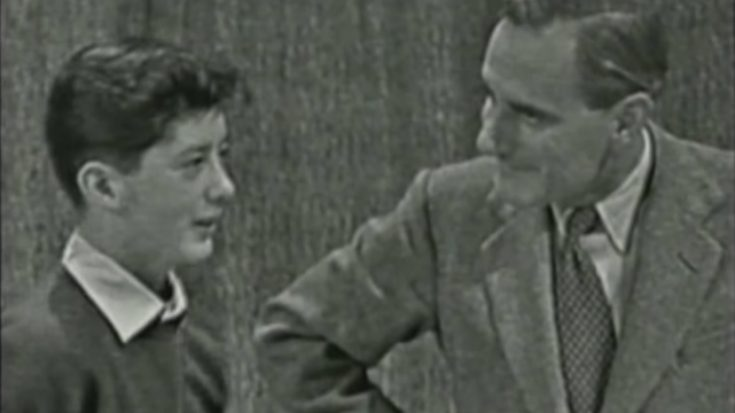 Classic Rock Throwback: Jimmy Page Performs On TV When He Was A Kid | I Love Classic Rock Videos