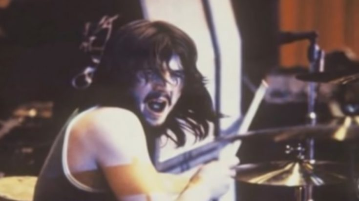 1973 Interview: John Bonham Shares Story Of A Guy Pointing Gun To Led Zeppelin | I Love Classic Rock Videos