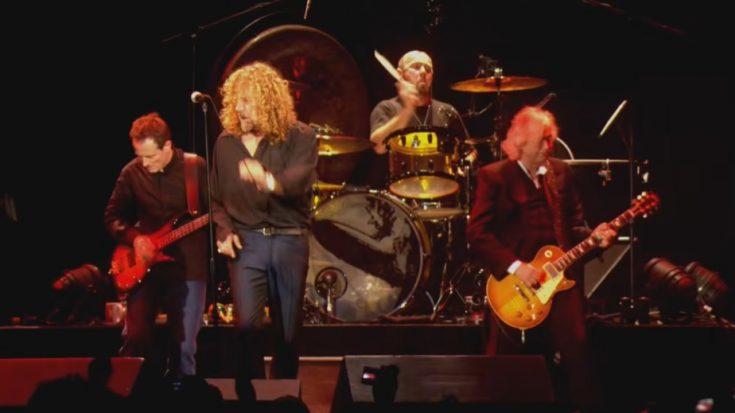 Led Zeppelin Reunion 'Too Heavy' Says Robert Plant | I Love Classic Rock Videos