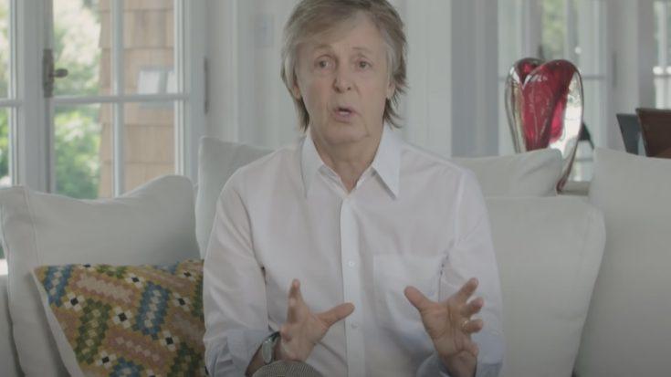 Paul McCartney Shares His Favorite Beatles Song | I Love Classic Rock Videos