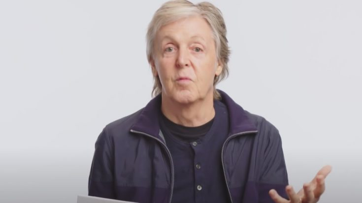 Paul McCartney Thinks The Beatles Members Suffered From Mental Health Issues   I Love Classic Rock Videos