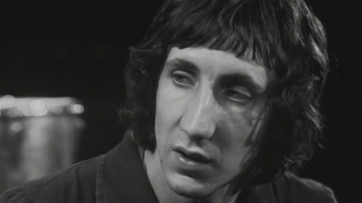 """Listen To Pete Townshend Isolated Guitar On The Who's """"Won't Get Fooled Again"""" 