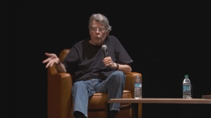 Discover Stephen King's Favorite Classic Rock Songs | I Love Classic Rock Videos