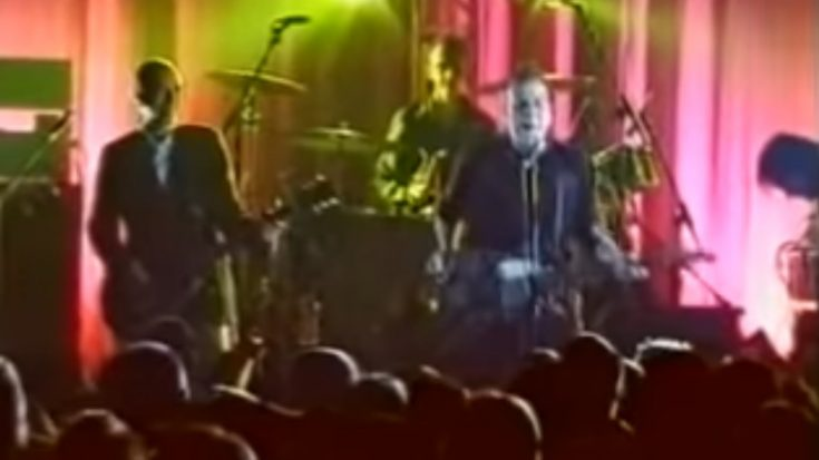 Relive Mick Jones And Joe Strummer's Performance Weeks Before His Death In 2002   I Love Classic Rock Videos