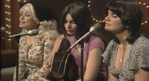 Revisit Dolly Parton, Linda Ronstadt, And Emmylou Harris' '70s Performance