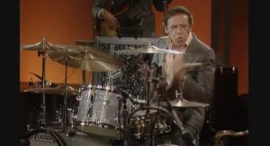 The Impossible Drum Solo Of Buddy Rich