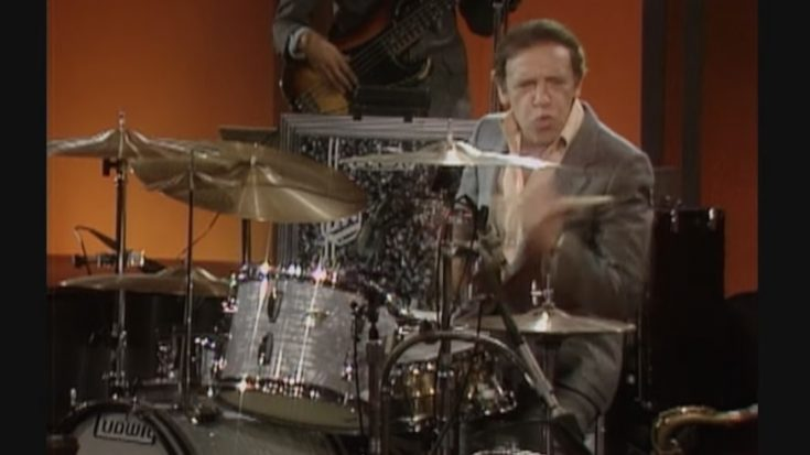 The Impossible Drum Solo Of Buddy Rich | I Love Classic Rock Videos