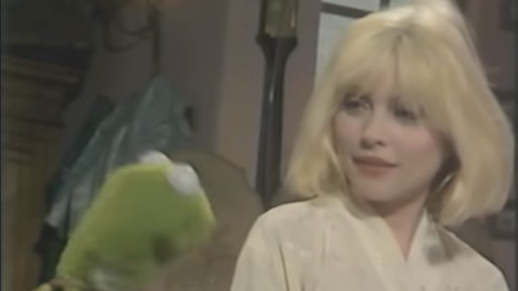 Watch Debbie Harry's Duet With Kermit The Frog On 'Rainbow Connection' | I Love Classic Rock Videos
