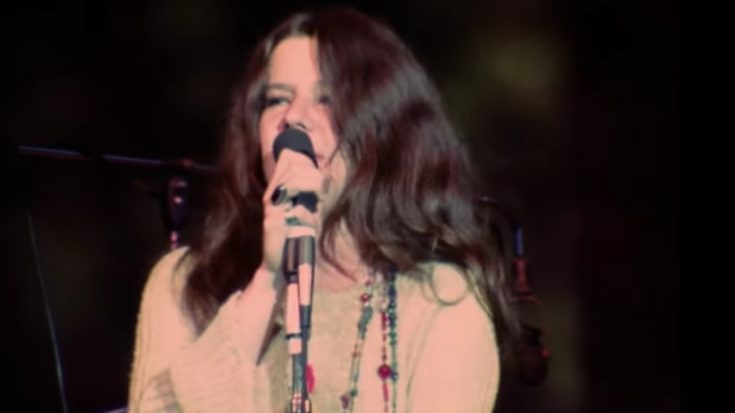 One of Janis Joplin's Earliest Performances Ever | I Love Classic Rock Videos