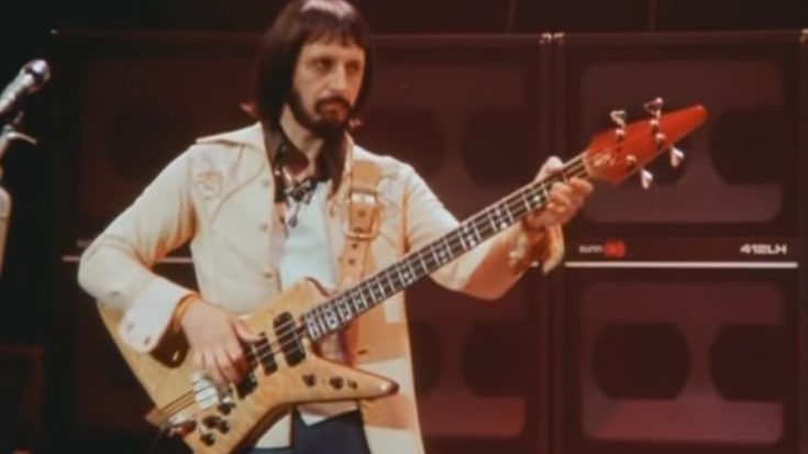 Watch John Entwistle's Remarkable Bass Phrasing In Isolated Won't Get Fooled Again Live | I Love Classic Rock Videos