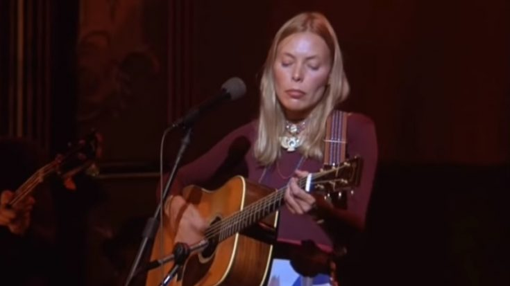The Story Behind 'Coyote' By Joni Mitchell | I Love Classic Rock Videos
