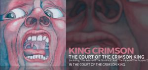 The Story of the Screaming Face By King Crimson
