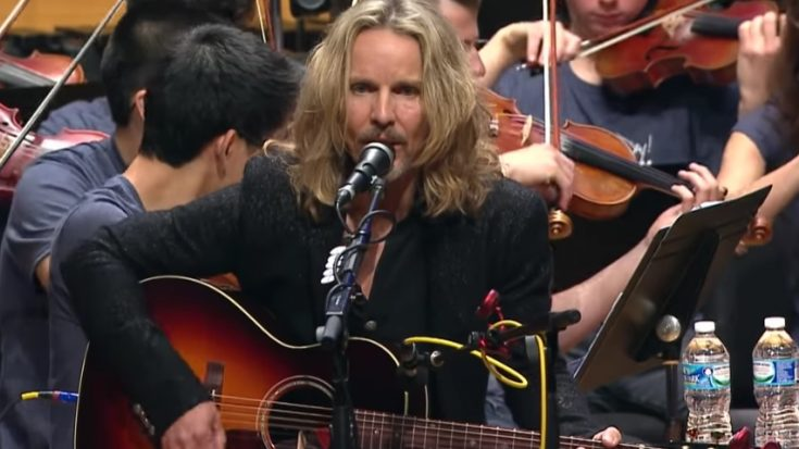 Styx's Tommy Shaw Covers 'Going To California' By Led Zeppelin | I Love Classic Rock Videos
