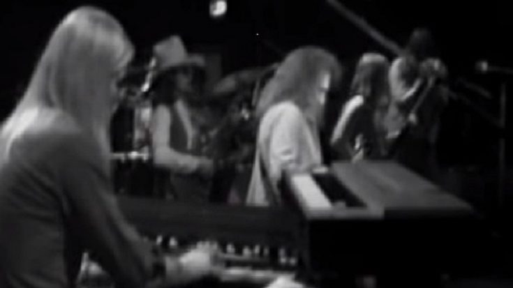 1980 Capitol Theatre: The Allman Brothers Band Performs 'Stormy Monday' | I Love Classic Rock Videos
