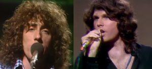 The Last Time Roger Daltrey Saw Jim Morrison