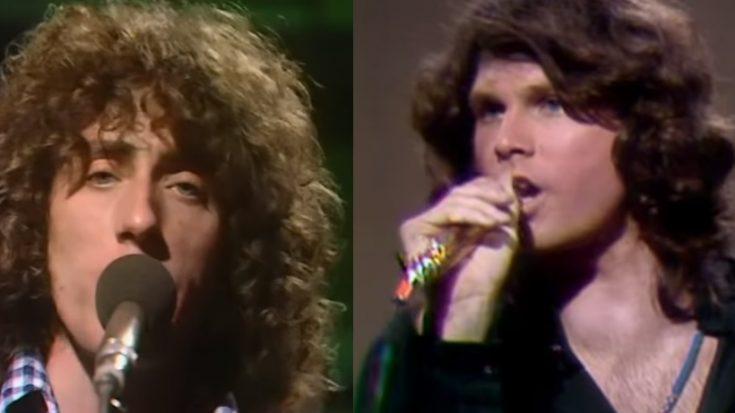 The Last Time Roger Daltrey Saw Jim Morrison | I Love Classic Rock Videos