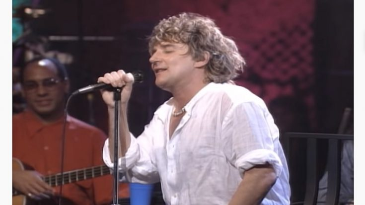 Relive The Unplugged Live Version Of 'Maggie May' By Rod Stewart Back In '93 | I Love Classic Rock Videos