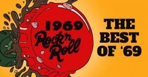 Top 10 Defining Rock Songs of 1969