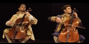 Watch AC/DC's 'Thunderstruck' Played By 2 Cellos