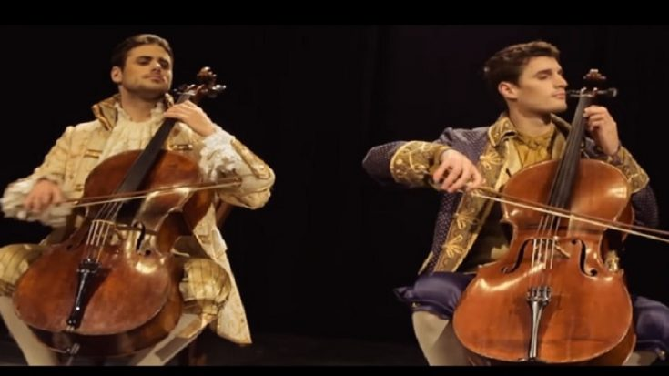Watch AC/DC's 'Thunderstruck' Played By 2 Cellos | I Love Classic Rock Videos