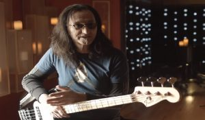 Geddy Lee's Isolated Bass Tracks Proves His Superiority In Bass