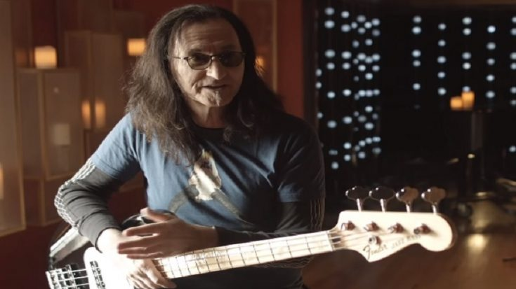 Geddy Lee's Isolated Bass Tracks Proves His Superiority In Bass | I Love Classic Rock Videos