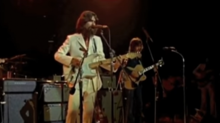 """1979 """"Here Comes The Moon"""" By George Harrison- It's A Little Bizarre 